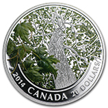 2014 RCM Silver Commemorative Collectible Coins
